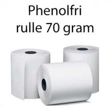 Termorulle 80x80x12 Phenolfri 70 gram