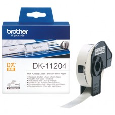 Brother DK11204 multi label
