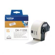 Brother DK11208 adresselabel