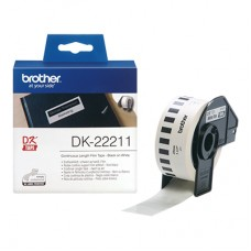 Brother DK22211 labelrulle film